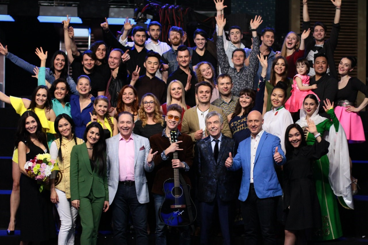 Результаты суперфинала Всероссийского вокального конкурса «Новая Звезда»