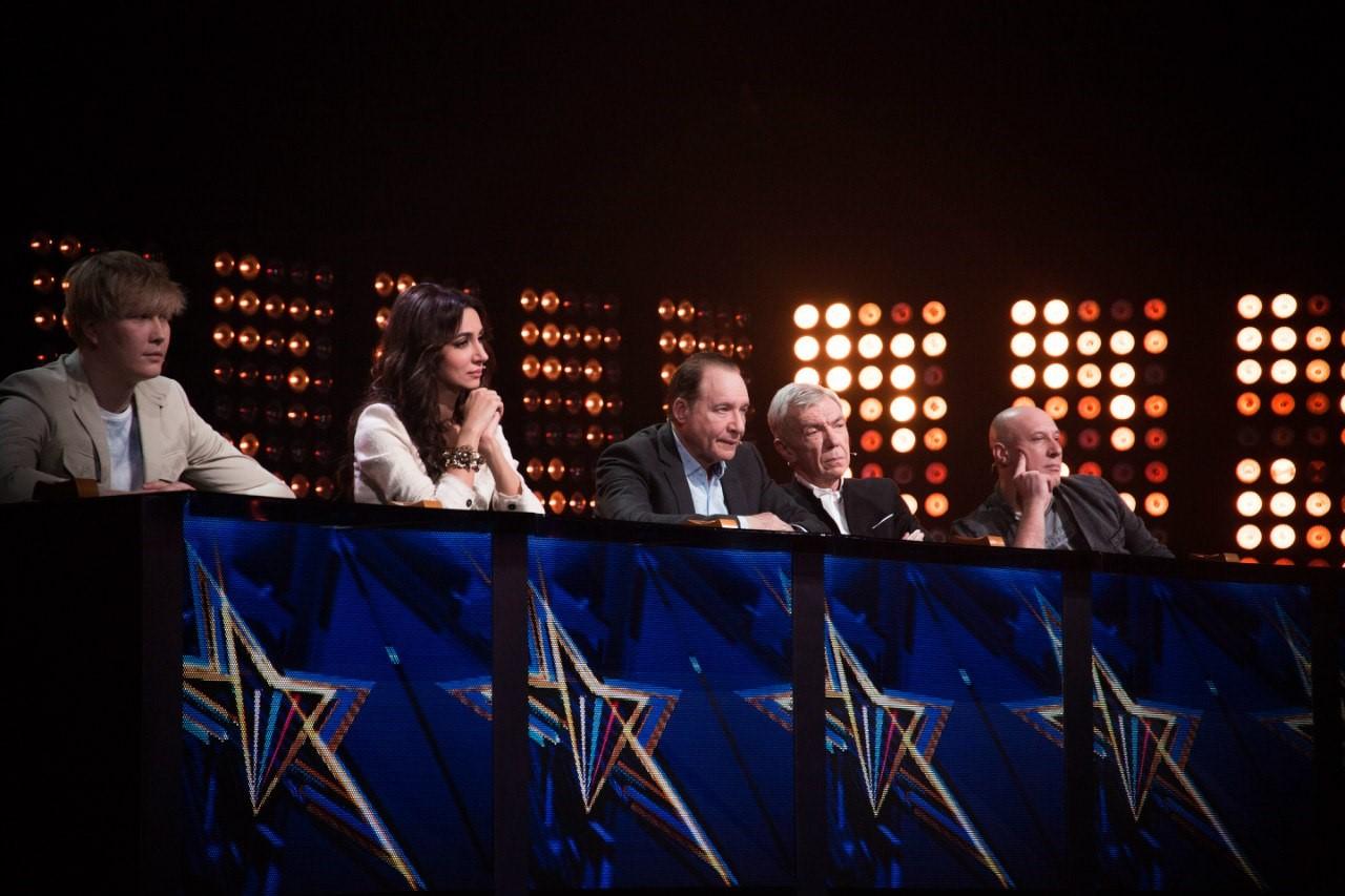 Изменения в звездном составе жюри второго сезона конкурса «Новая Звезда» 11.12.2016