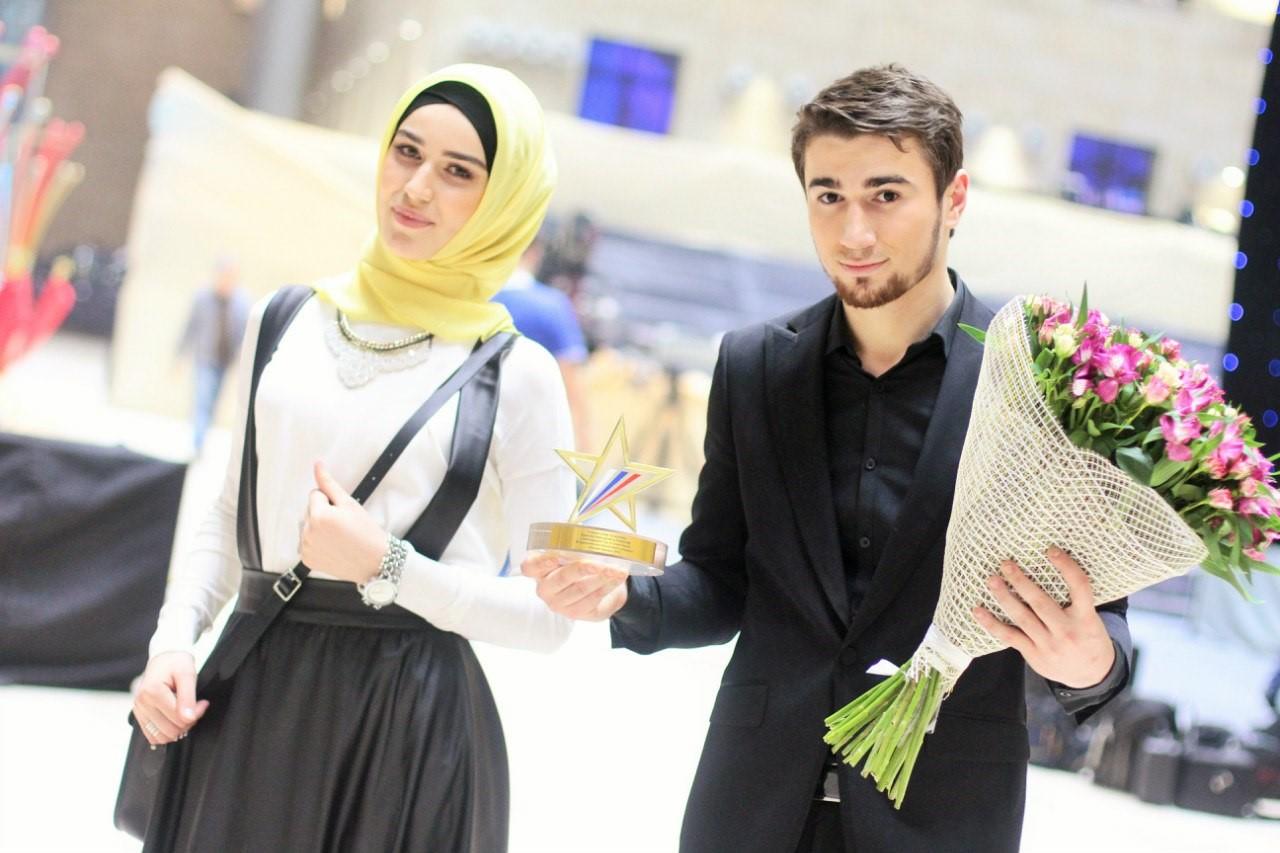 Рамзан Кадыров лично поздравил победителя конкурса «Новая Звезда»