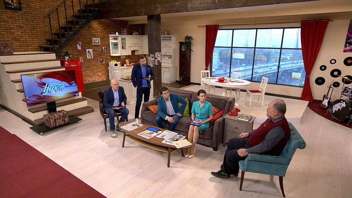 Встречайте новых ведущих второго сезона программы «Сегодня утром»!